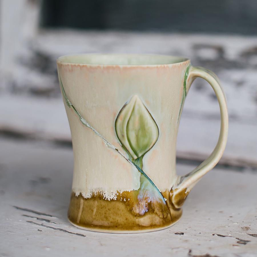 Wrenn Pottery Logo